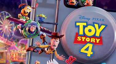 Toy Story 4 (V.P.) - cinema infantil
